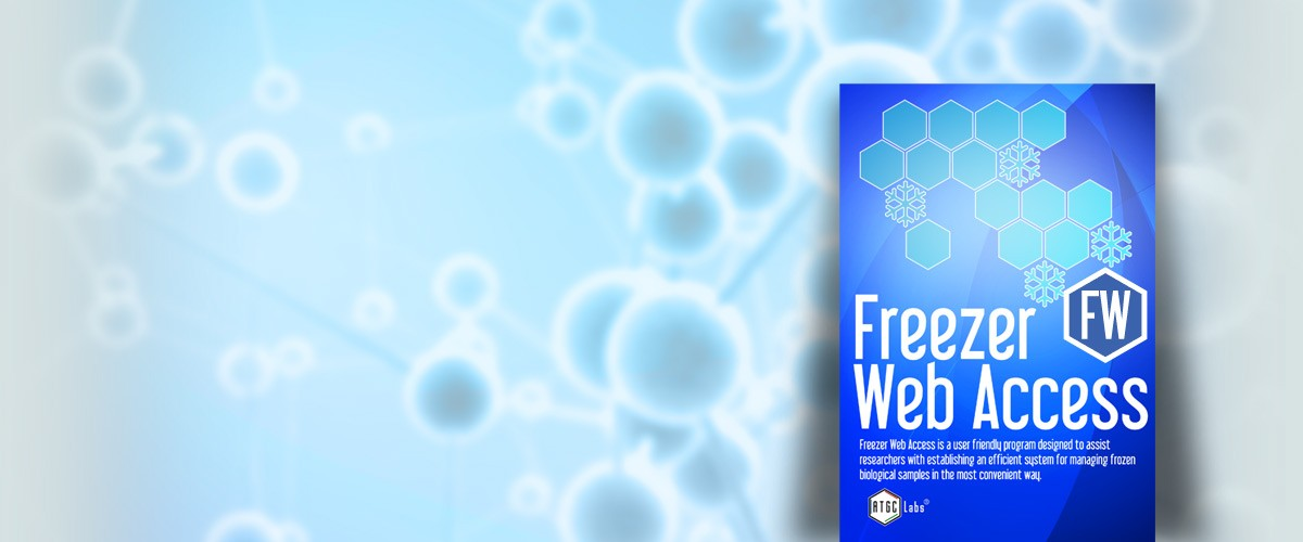 Freezer Web Access
